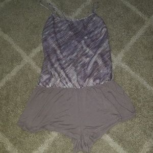 Victoria secret pajamas Romper